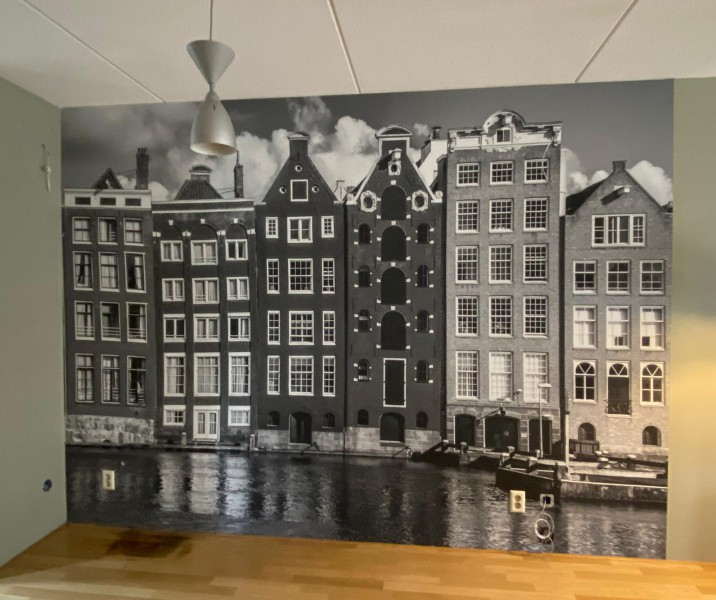 Behang Amsterdam