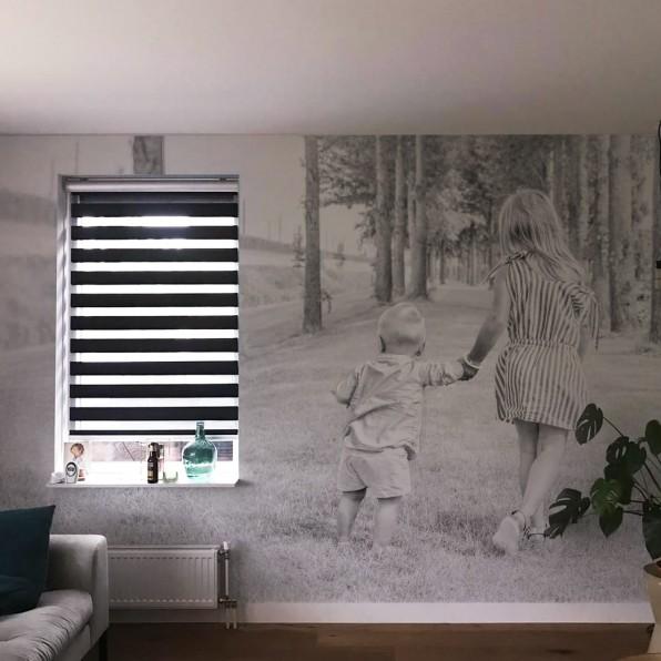 Behang met een eigen foto