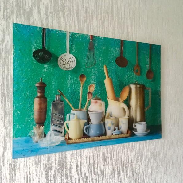 Plexiglas in de keuken