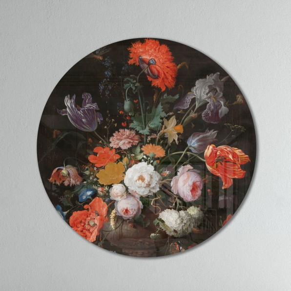 Plexiglas rijksmuseum adraham mignon