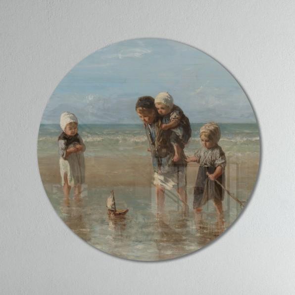 Plexiglas rijksmuseum kinderen der zee