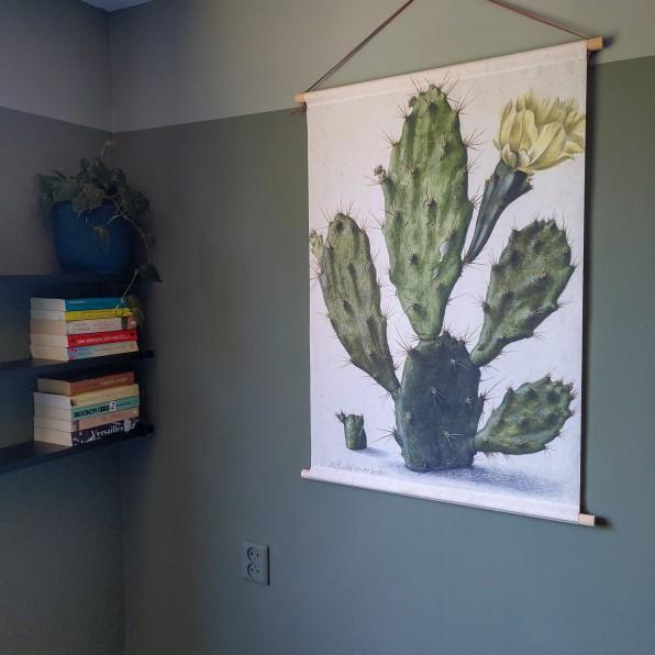 Textielposter Cactus