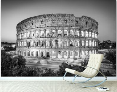 The Colosseum in Rom, Italy