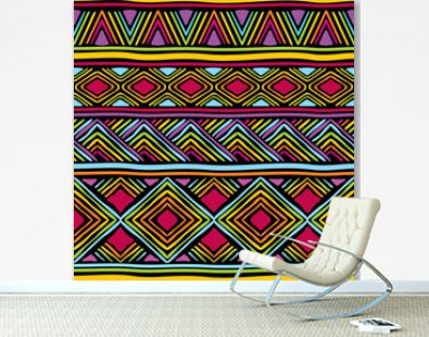 african line pattern