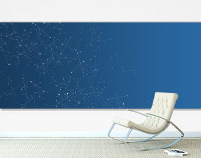 Abstract science futuristic background