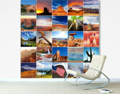 American landscapes collection