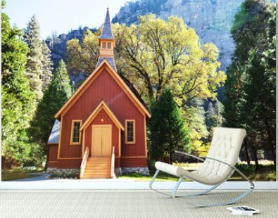 Chapel in Yosemite