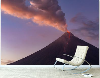 Mount Mayon, Albay, Philippines