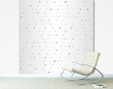 Star pattern. Seamless vector