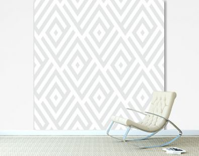 Pattern with stripe, chevron, geometric shapes