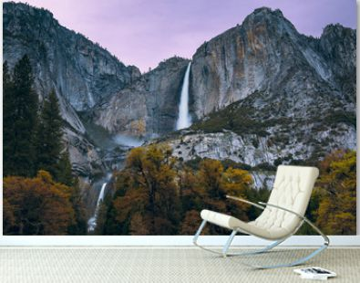 Yosemite Falls (Sunset)