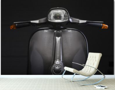 Scooter front