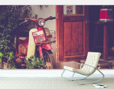 Vintage Motorcycle Collection