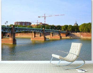 Pont St Pierre Toulouse France