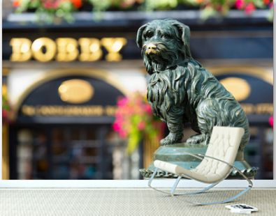 Weeping over Greyfriars Bobby