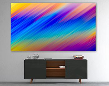 Abstract rainbow spectrum gradient color background