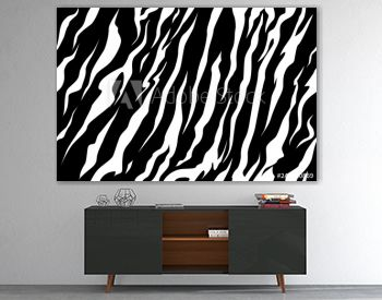 stripe animals jungle tiger zebra fur texture pattern seamless repeating white black