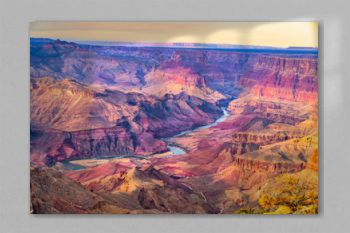 Beautiful Landscape of Grand Canyon from Desert View Point with the Colorado River, Arizona, United states of america.