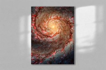 The Whirlpool Galaxy. Original from NASA.jpg