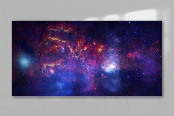 The Milky Way. Original from NASA