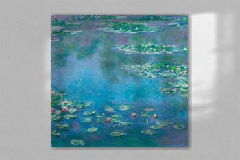 Water Lilies (1840–1926) by Claude Monet