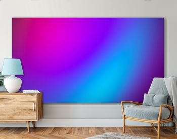 Ultra Violet Gradient Blurred Motion Abstract Background, Horizontal, Widescreen